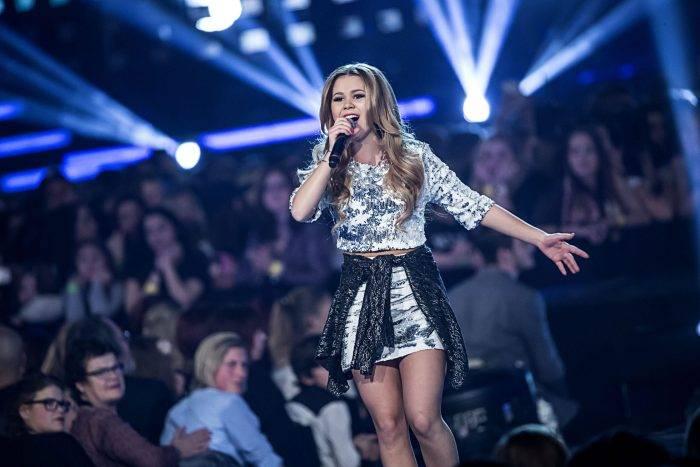 Lisa Ajax vann Idol 2014.