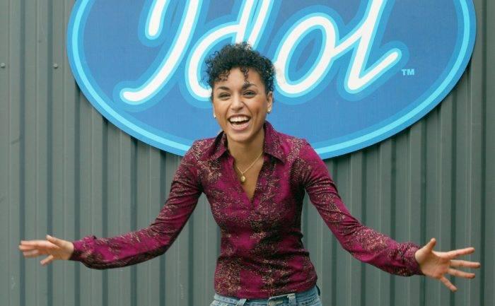 Loreen tävlade i Idol i TV4 2004.