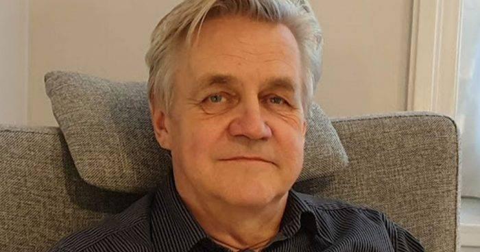 Magnus von Campenhausen, psykolog vid Manscentrum i Stockholm.