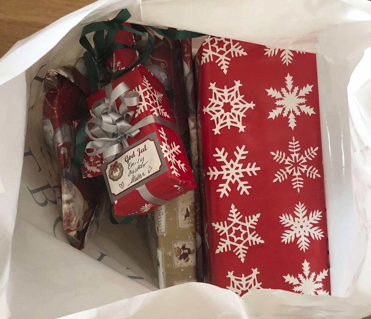 Malin Perlhedens julkappar –köpta online på ett säkert sätt