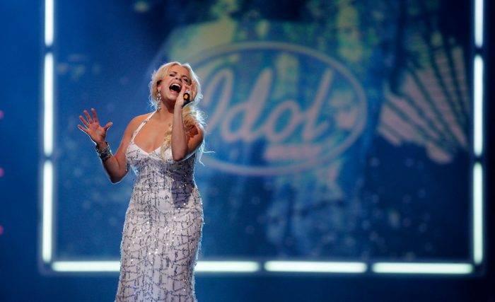 Marie Picasso, numera Shanta Liora, vann Idol 2007.