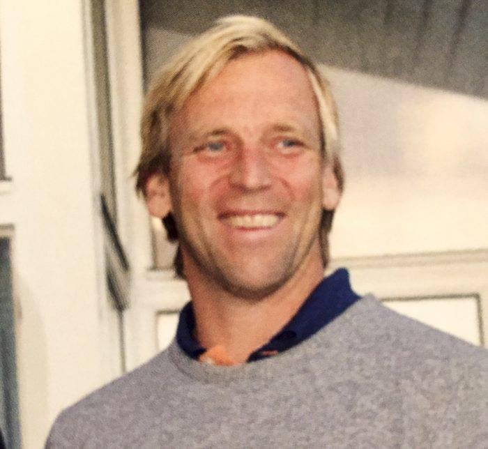 Oscar Larsson, överläkare