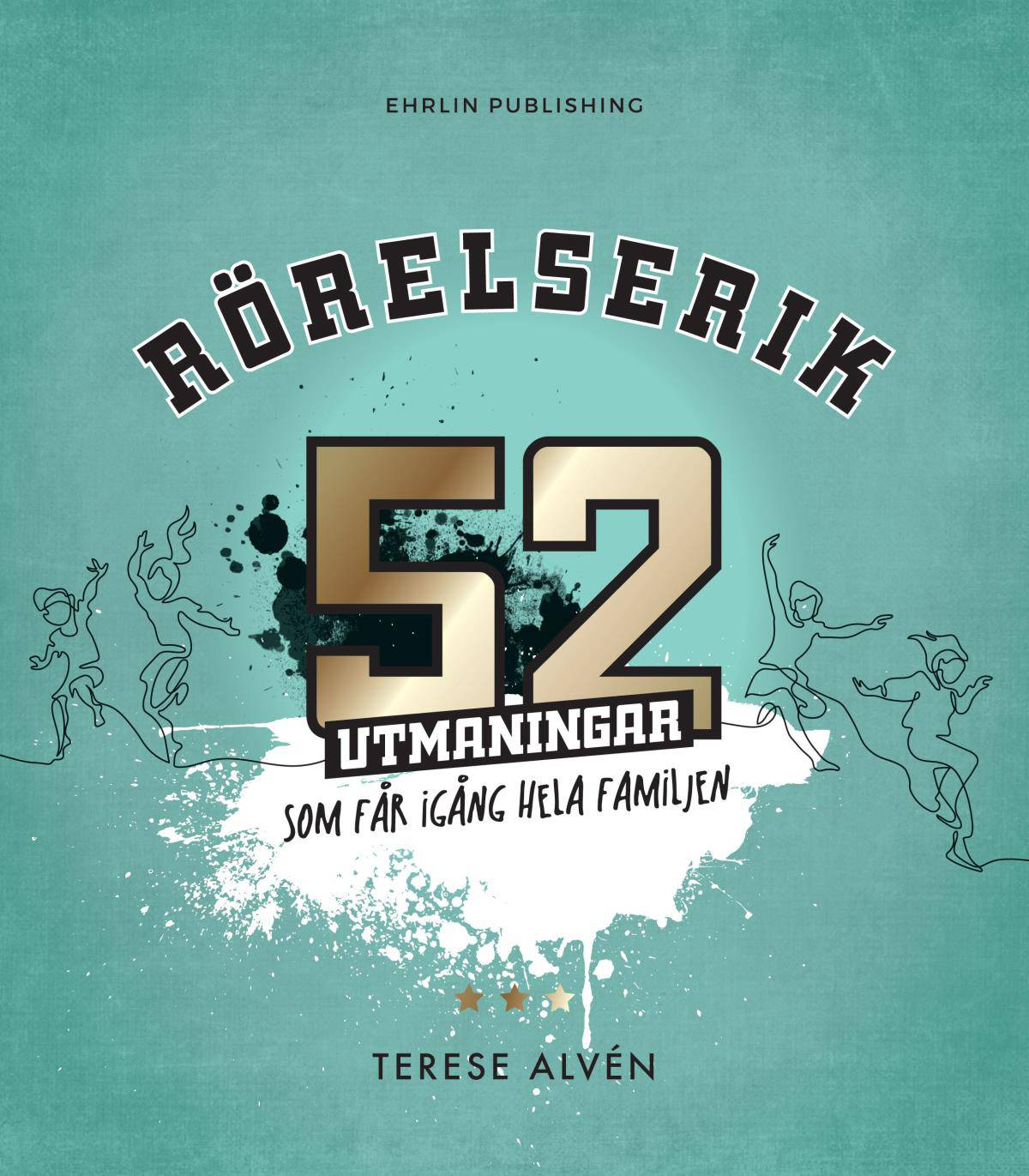 Omslag till Terese Alvéns bok Rörelserik