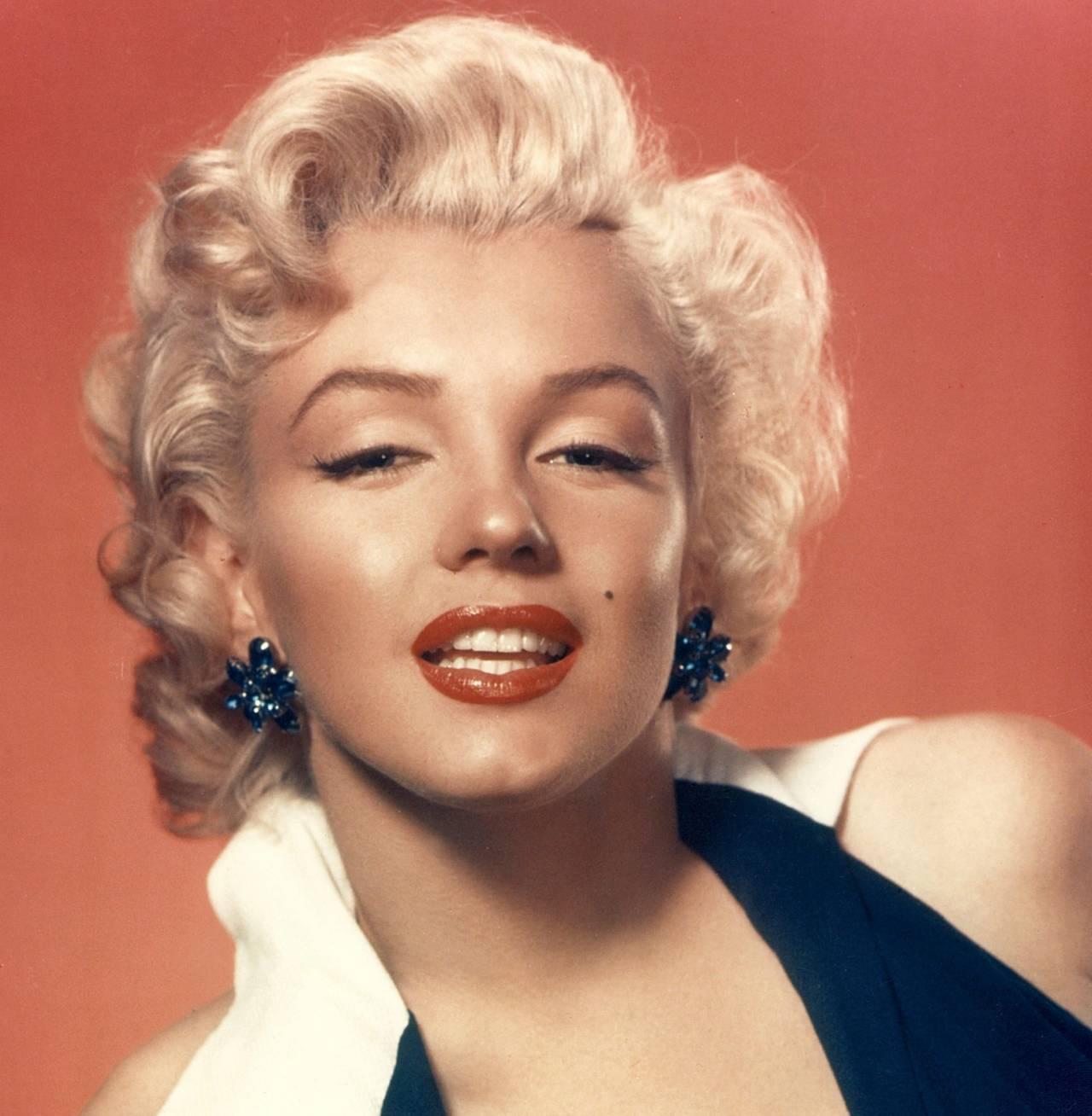 Marilyn Monroes lockar.