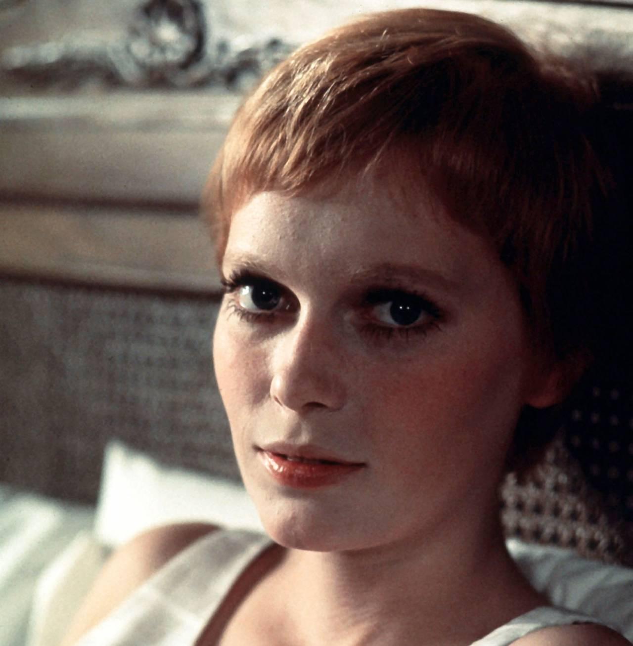Mia Farrow I Rosemarys baby