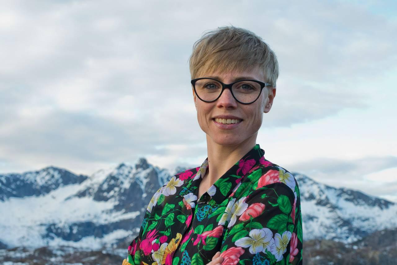 Emma Hagqvist doktor hälsovetenskap vid Stressforskningsinstitutet på Stockholms universitet