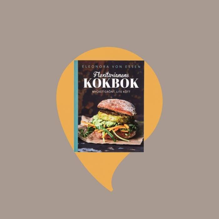 Julklappsleken, tips på presenter: kokboken Flexitarianens kokbok