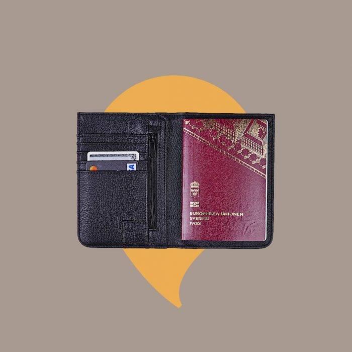 Reseplånbok är en bra julklapp till julklappsleken