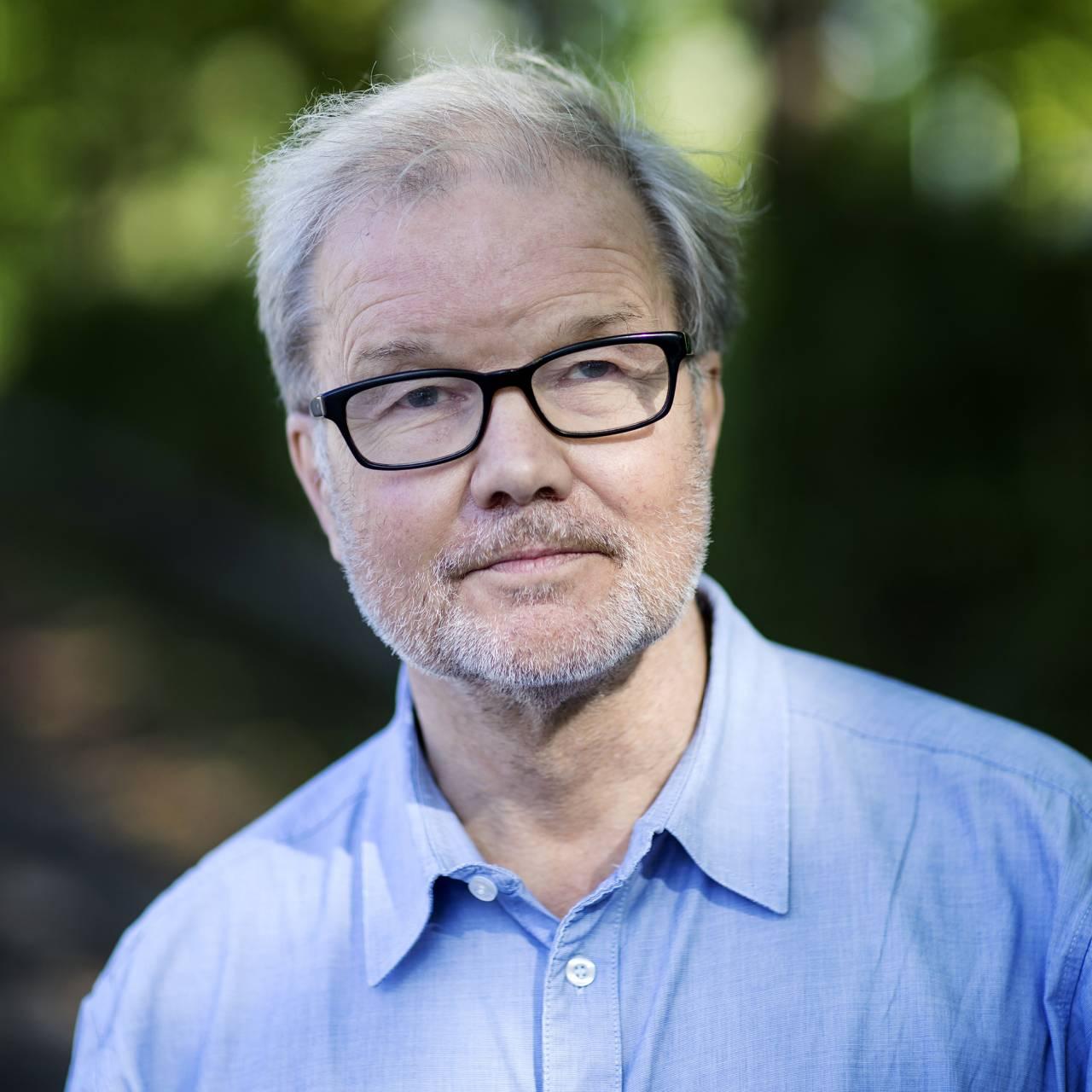 Porträtt av Ingmar Skoog, professor i psykiatri.