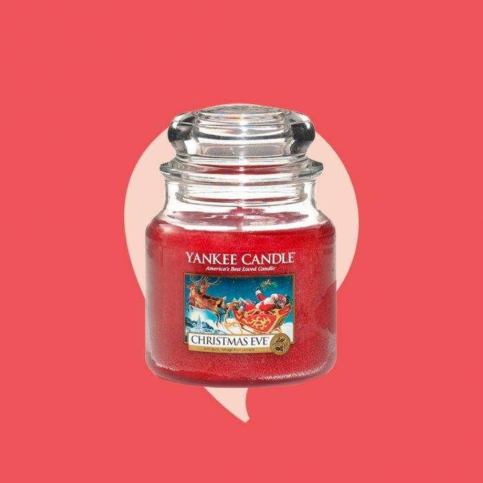 Yankee candle doftljus med doft av jul