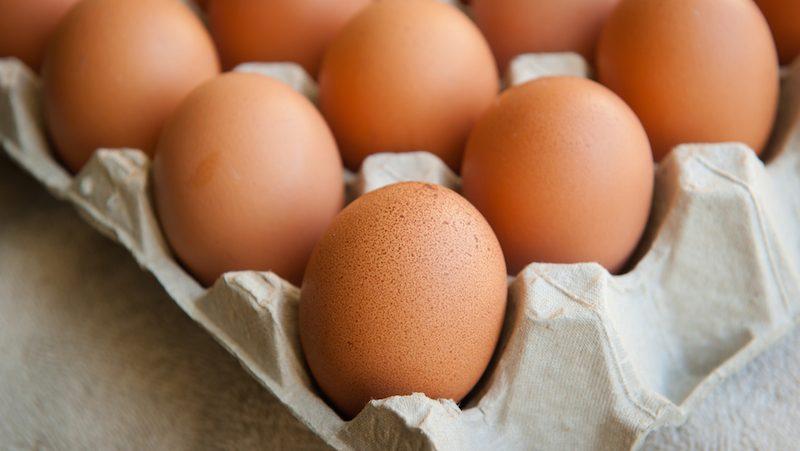 hur länge håller kokta ägg i kylskåp