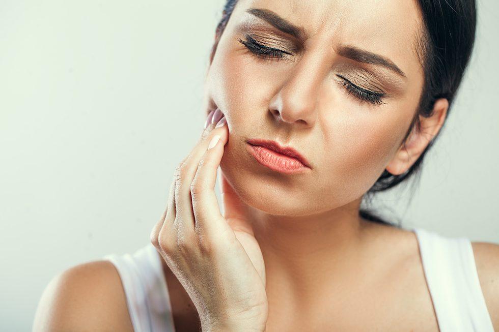sluta gnissla tänder övningar