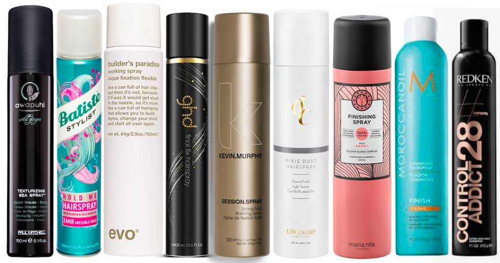 vilken hårspray är bäst