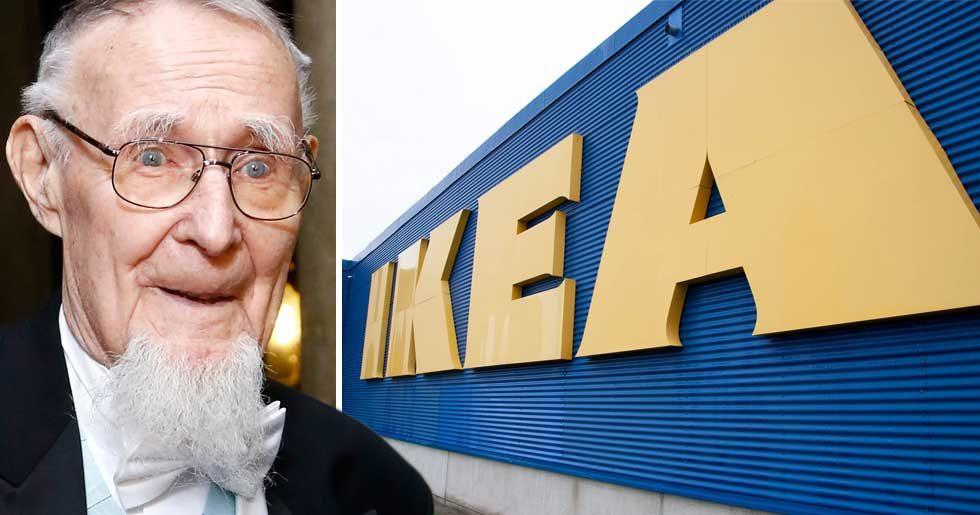 Ingvar Kamprads oväntade testamente – hit går pengarna