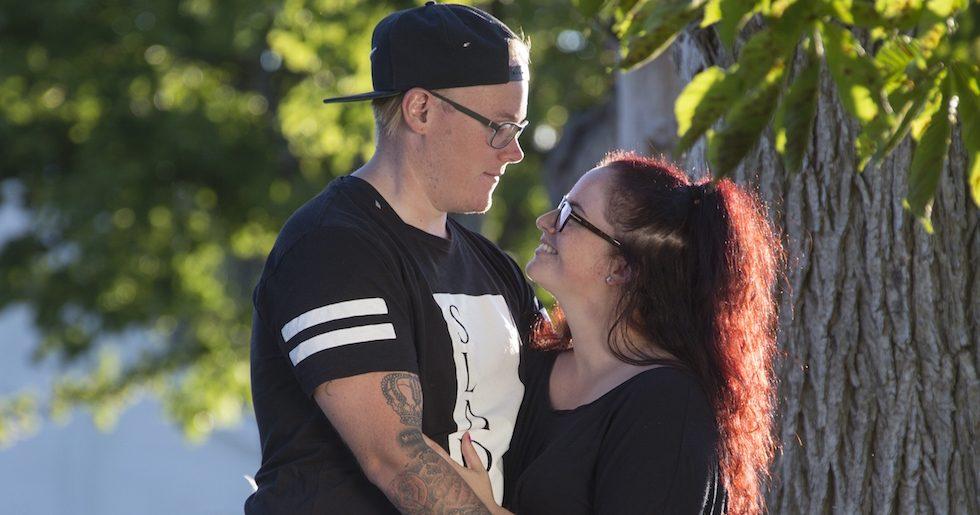 Sara och Christoffer blev ett kärlekspar i Biggest Loser