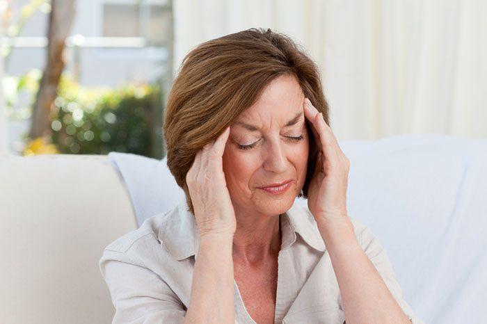tecken på stroke