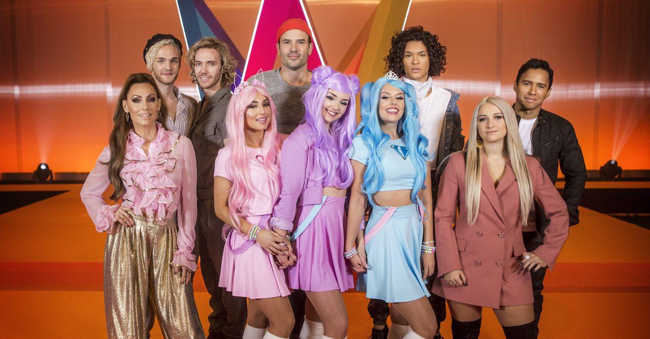 Artister I Deltavling 3 Melodifestivalen 2019 Allas Se