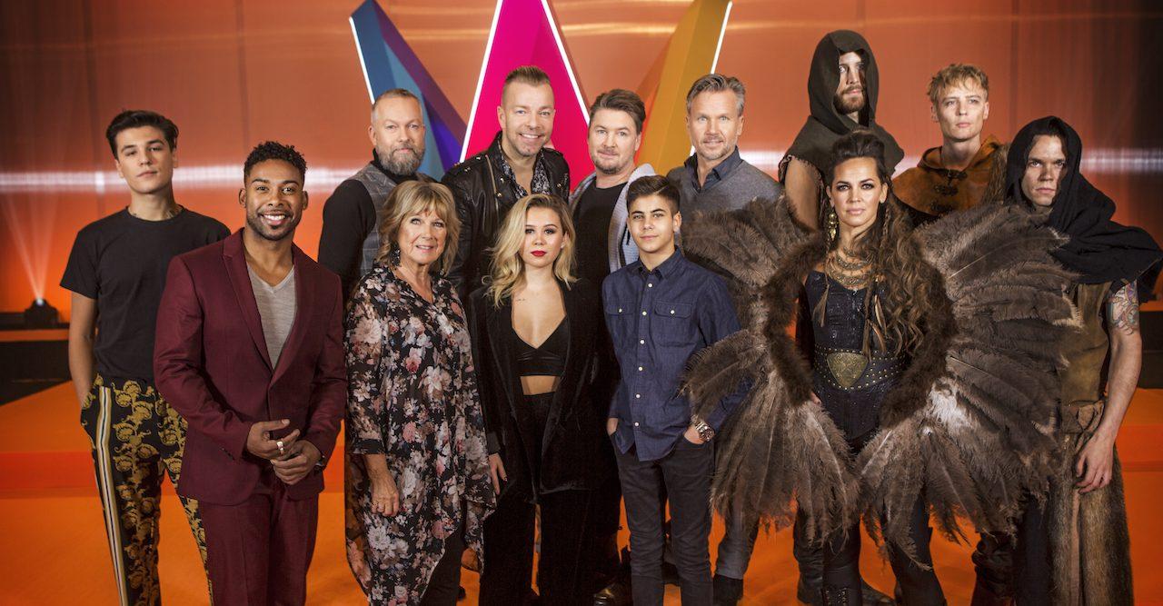 Artister i deltävling 4 Melodifestivalen 2019