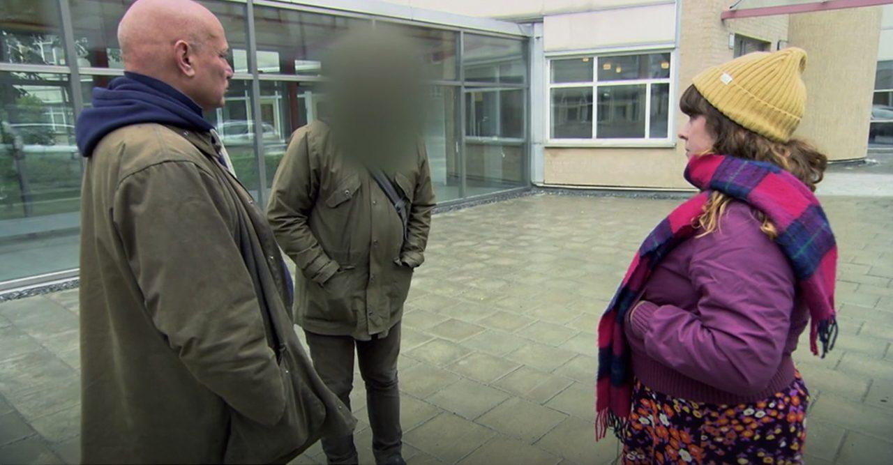 Nättroll konfronteras av Linda, 33, ifrån Stockholm som trakasserats.