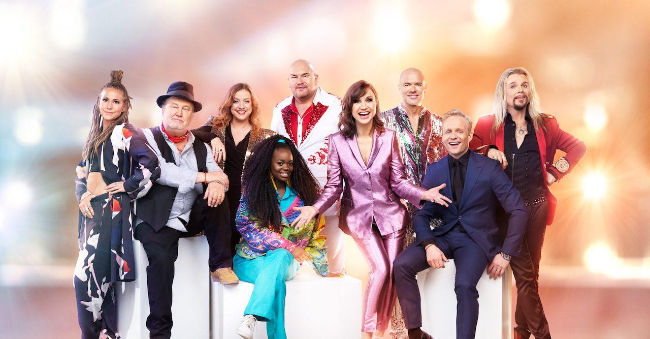 Alla artister i Stjärnornas stjärna på TV4