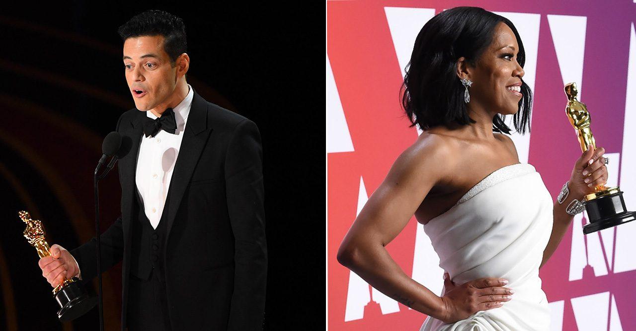 Oscarsgalan 2019: Alla vinnare från galan