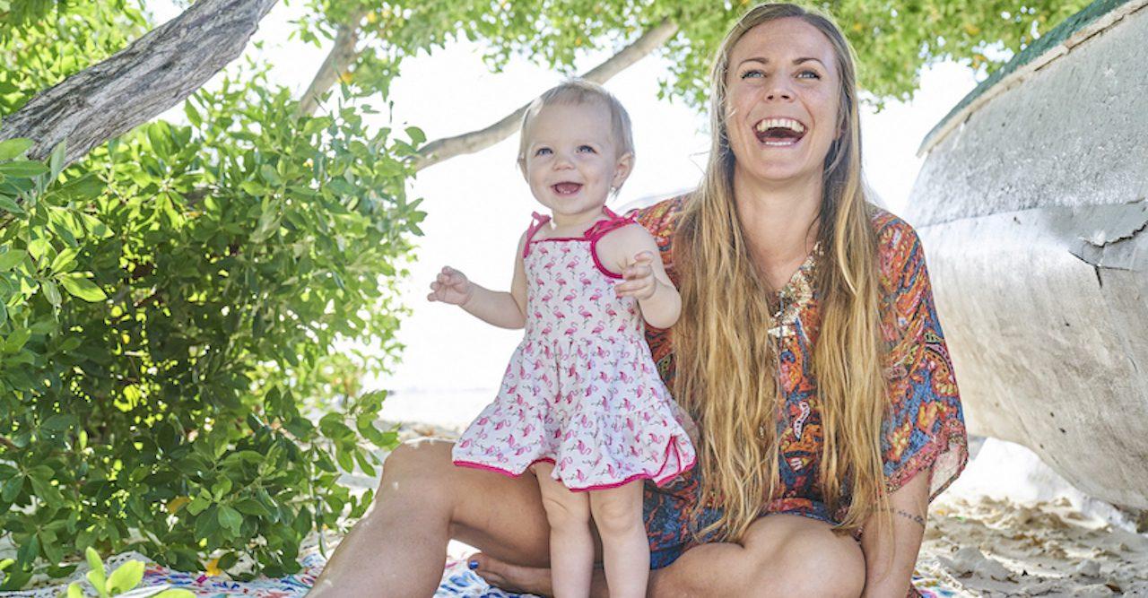 """Yoga Girl om uppväxten: """"Vill inte leva ett destruktivt liv"""""""