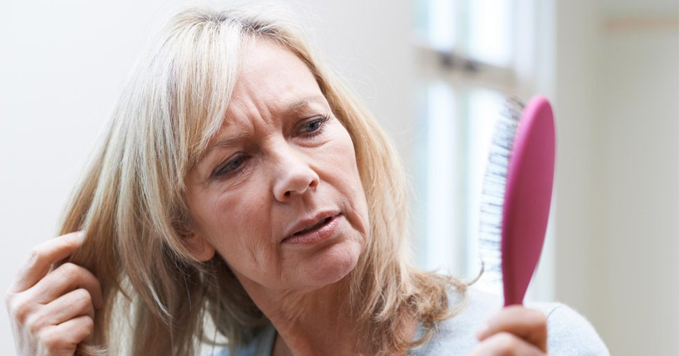 tappar hår brist på vitamin