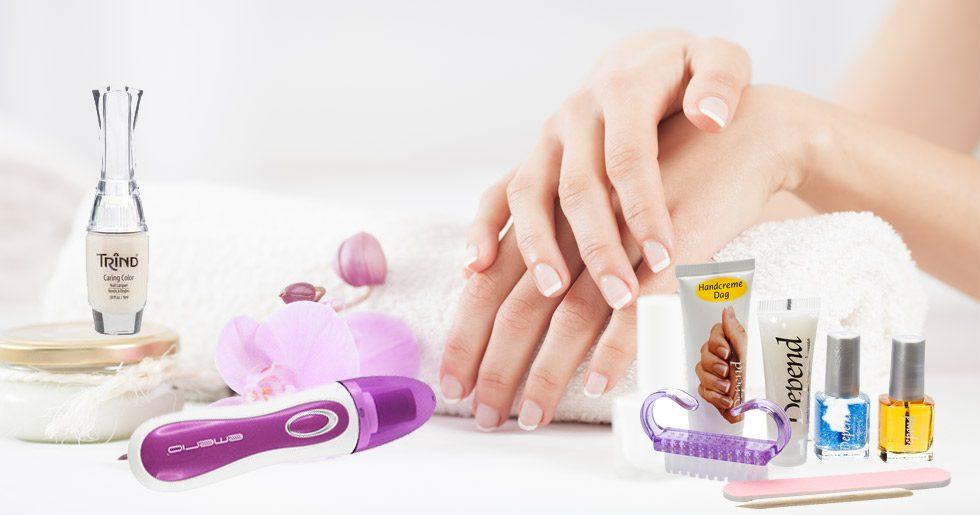 produkter till naglar