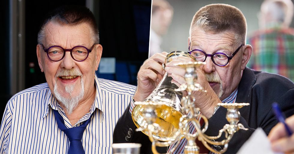 Antikrundans Lars-Yngve Johansson död – blev 77 år
