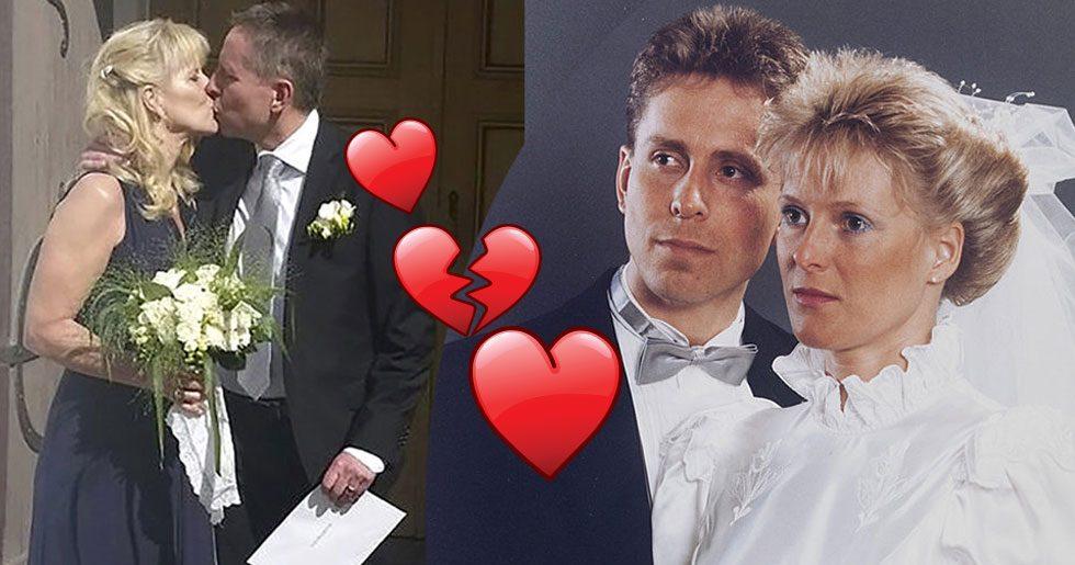 Vi gifte om oss –tio år efter skilsmässan!