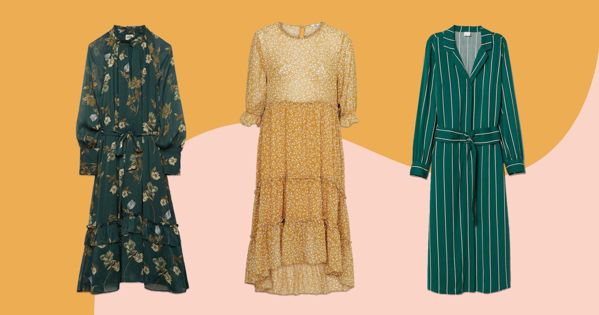 4843a98e3372 16 trendiga klänningar i butik just nu | Allas.se
