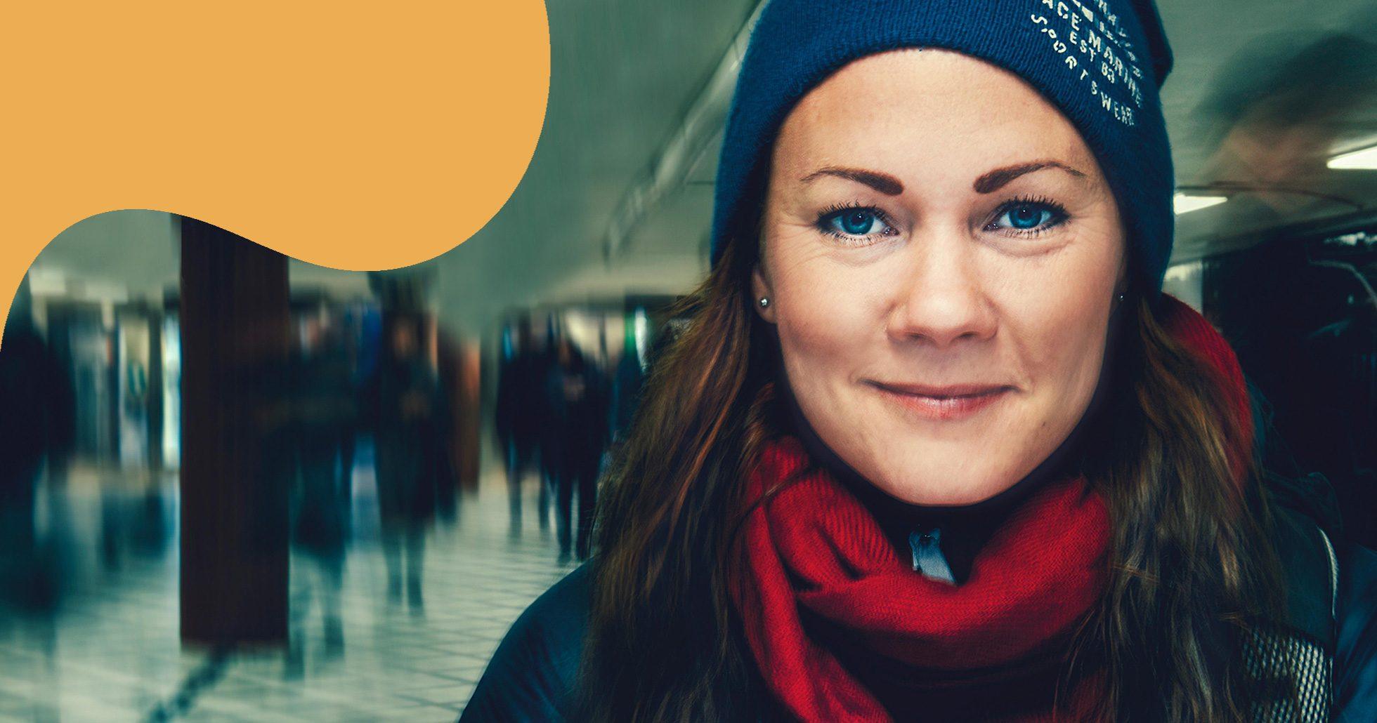 Ida Bäckström blev plötsligt döv