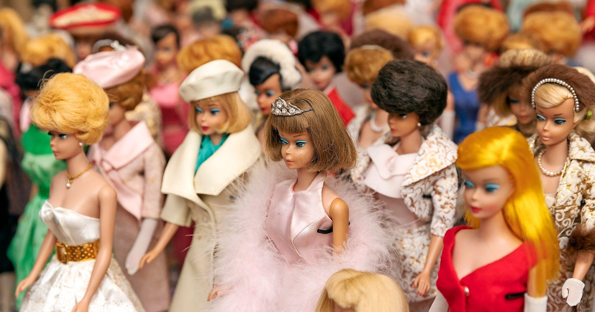 Barbie fyller 60 år – här är samlarens favoriter