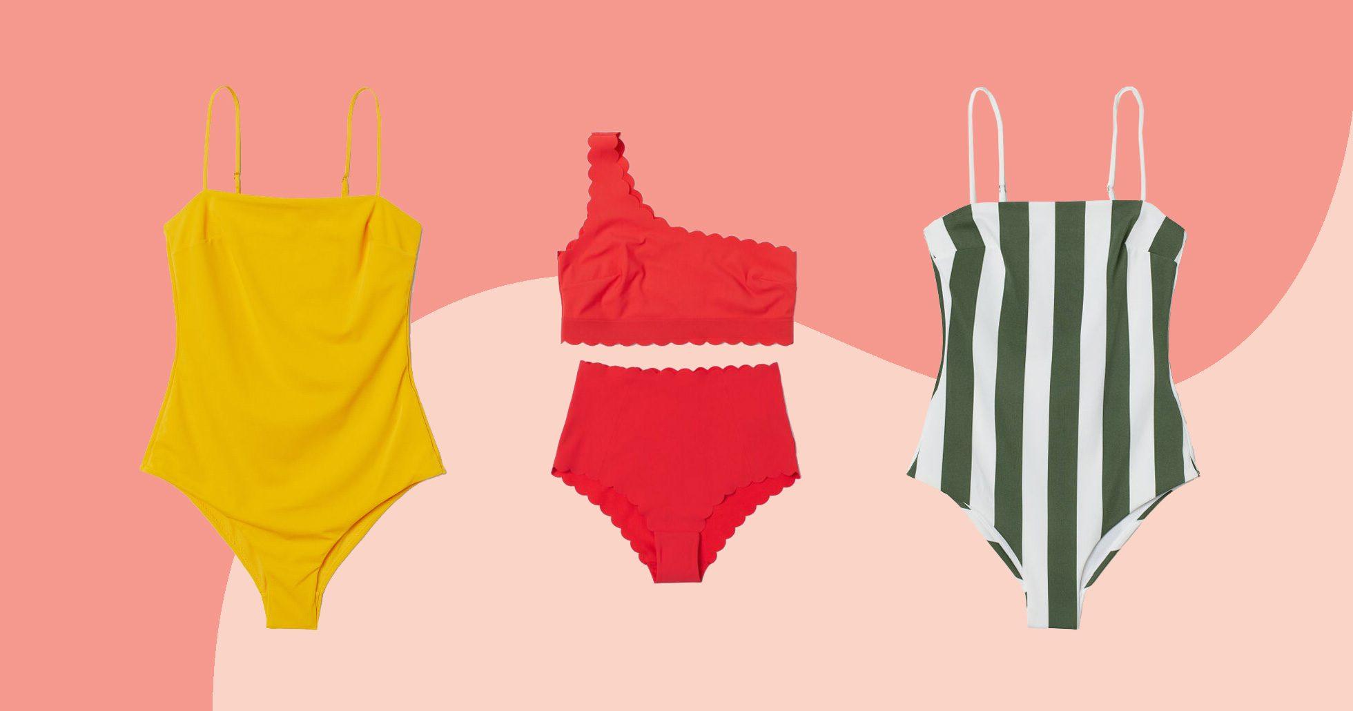 d3dc061a Här är H&M:s badklädeskollektion för 2019 | Allas.se