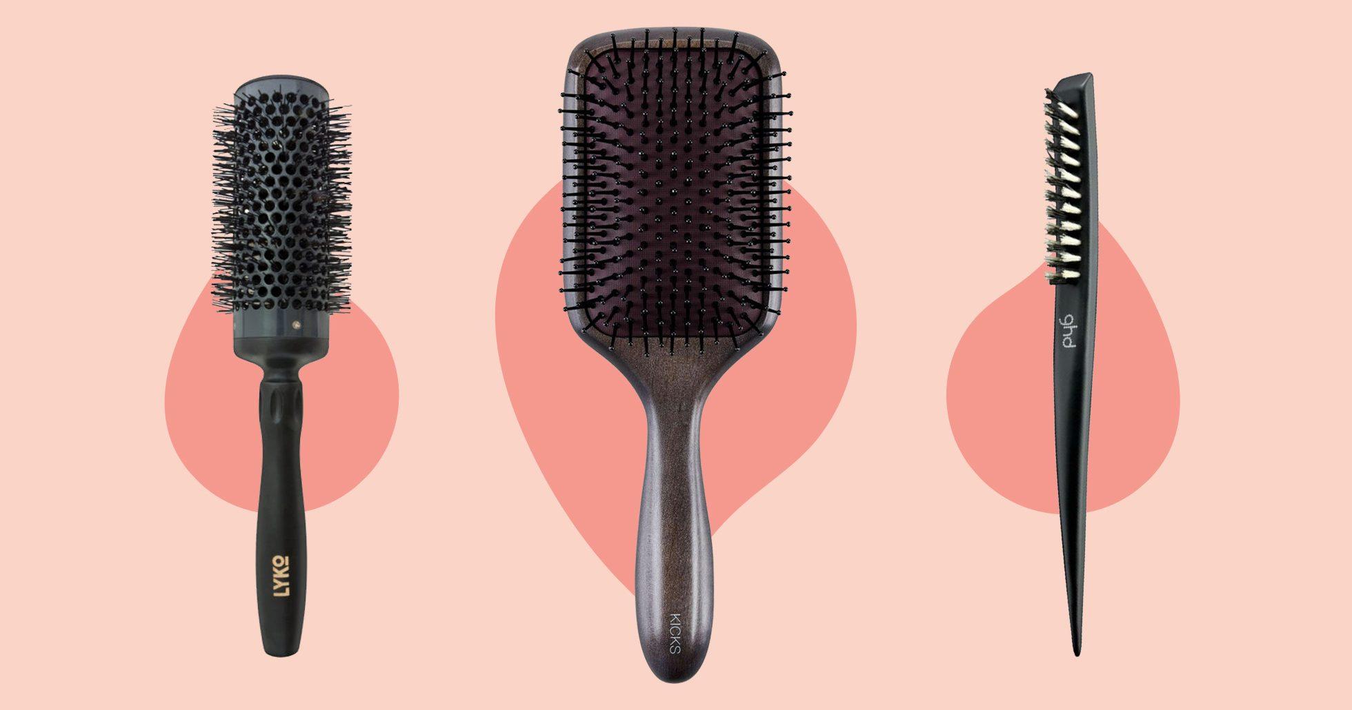 Så väljer du rätt hårborste till ditt hår