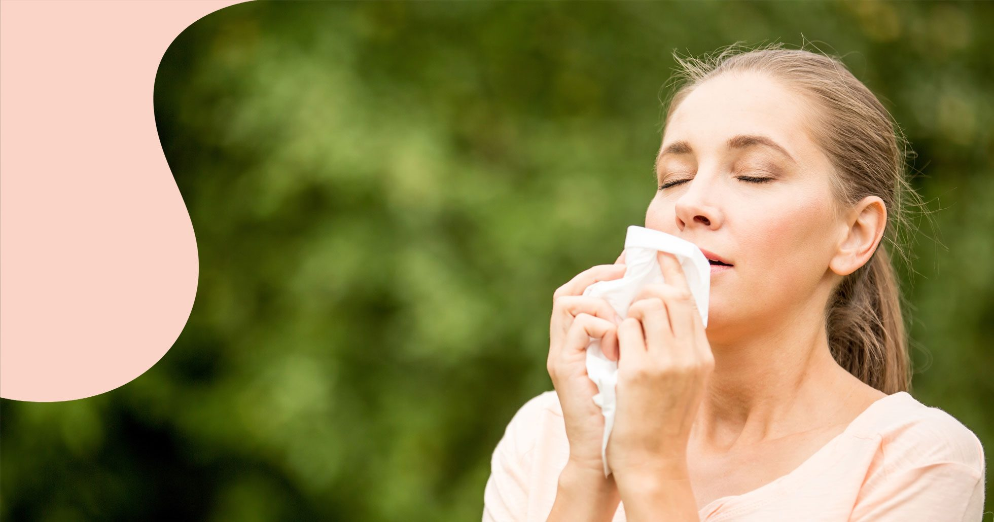 Så lindrar du dina pollenbesvär
