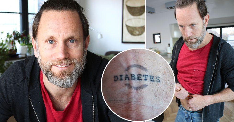 peter jihde diabetes blogg