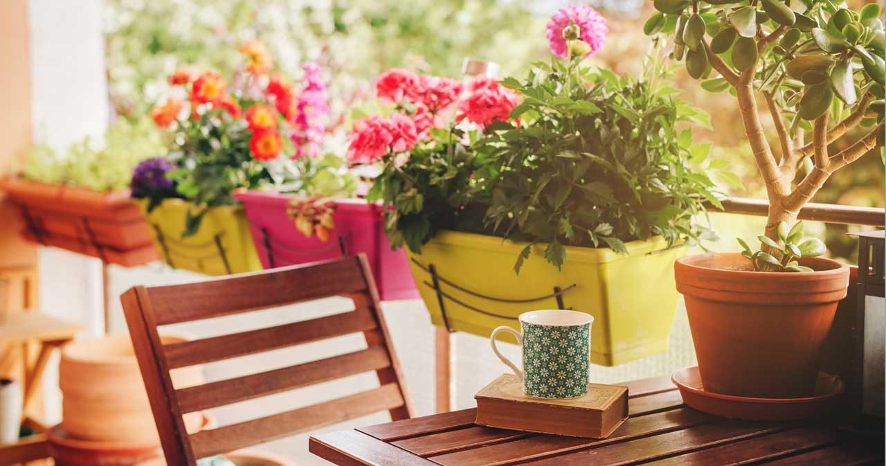 5 enkla saker som höjer mysfaktorn på balkongen