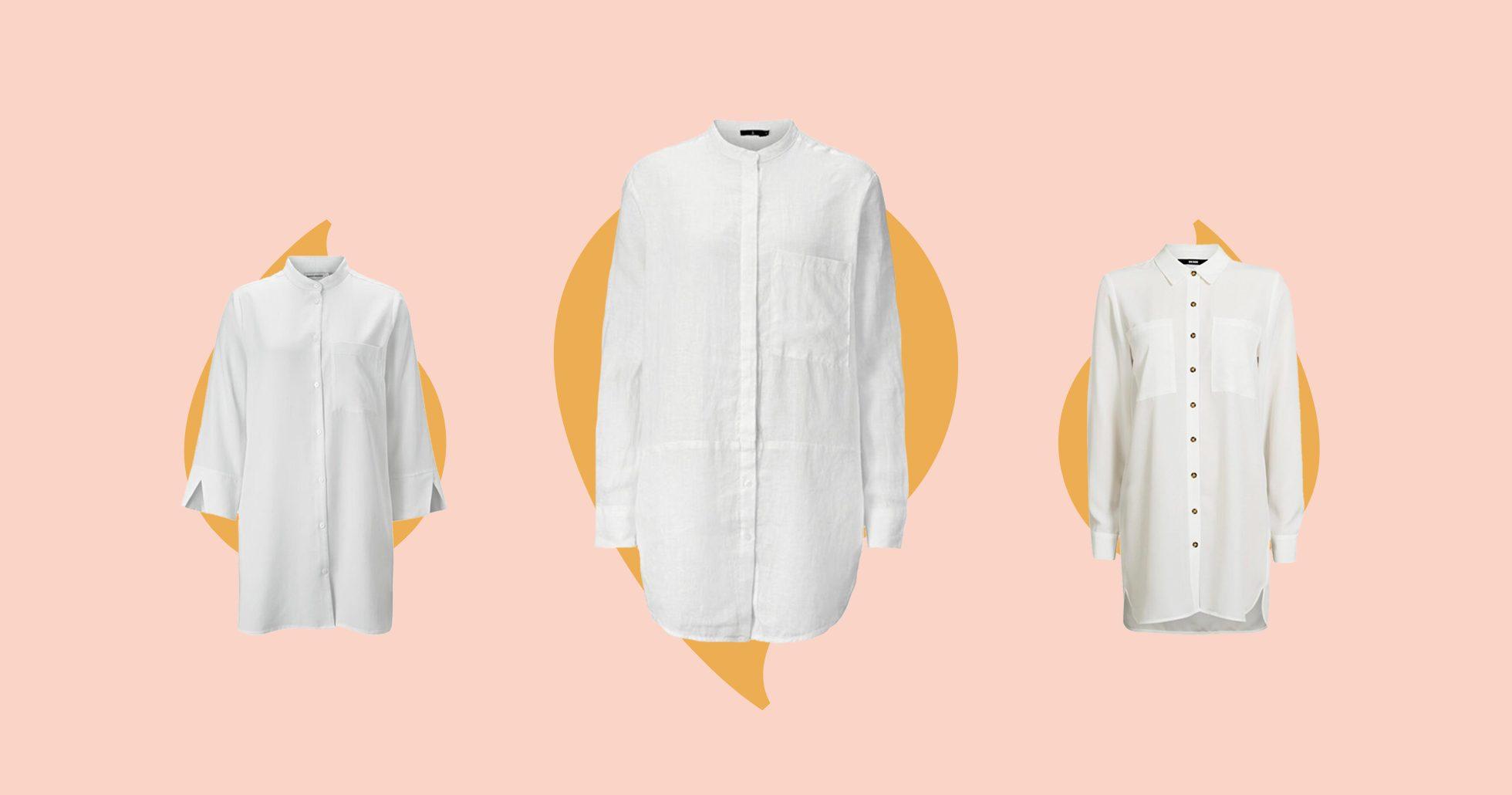 13 vita skjortor som räddar vilken klädkris som helst