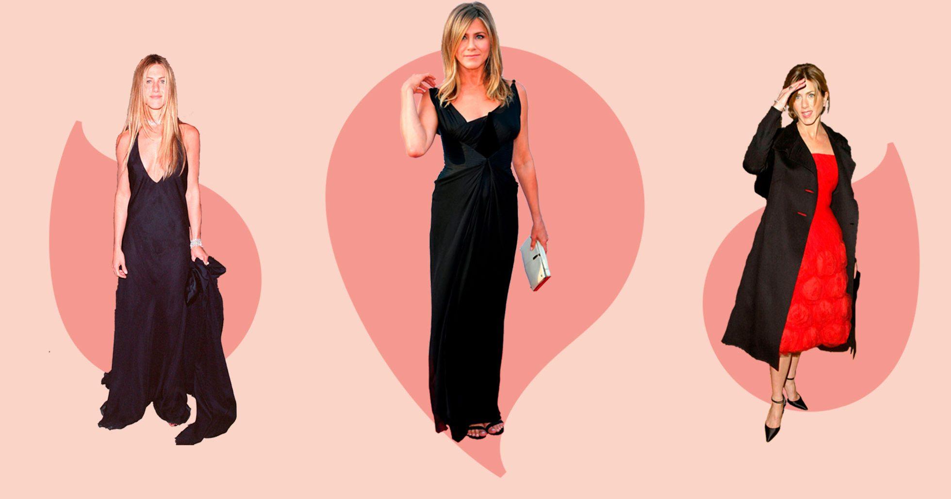 Jennifer Anistons stil genom åren – så här kopierar du den.