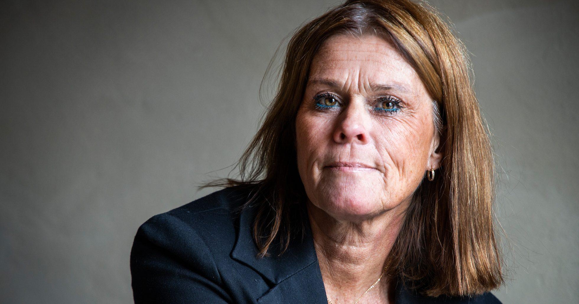 """Författaren Birgitta Bergin om nya boken """"Toktanten"""""""