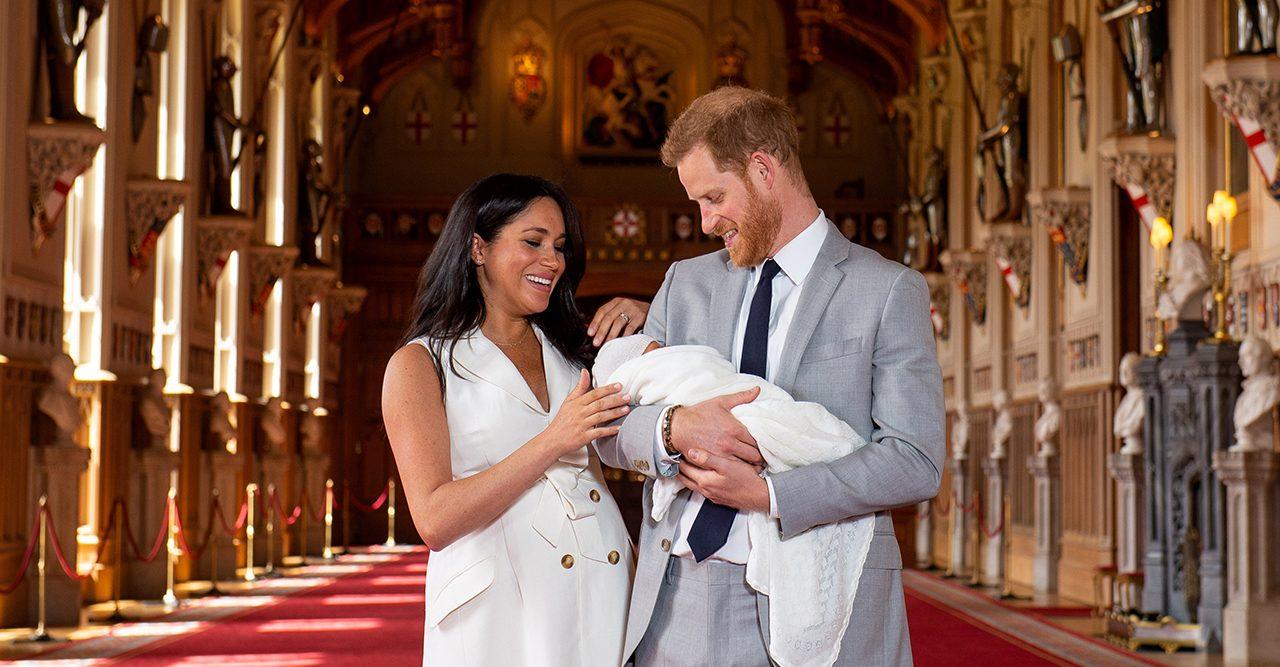 Vad ska prins Harrys och Meghan Markles son heta?