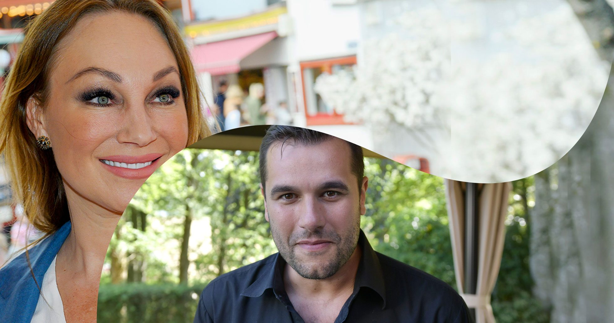 Charlotte Perrelli och Edward af Sillén kommenterar Eurovison Song Contest 2019 i SVT