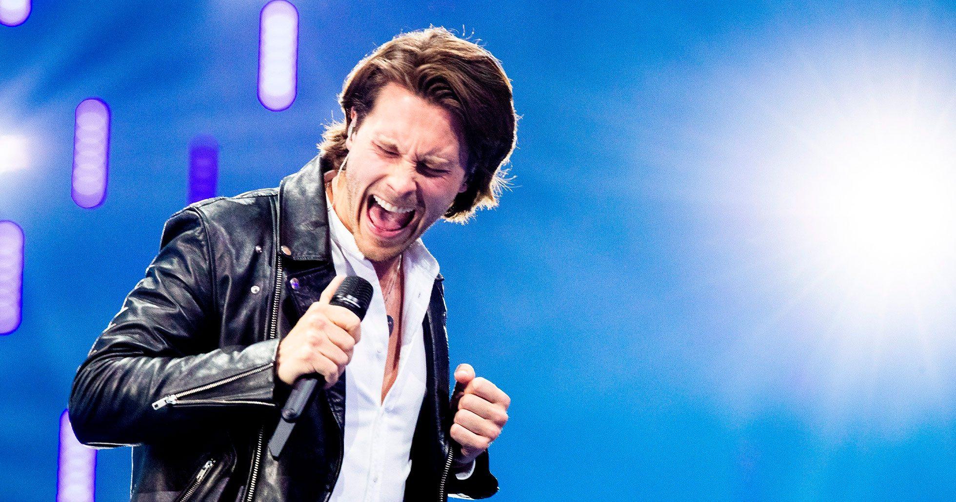 Estland och Victor Crone till final i Eurovision Song Contest 2019