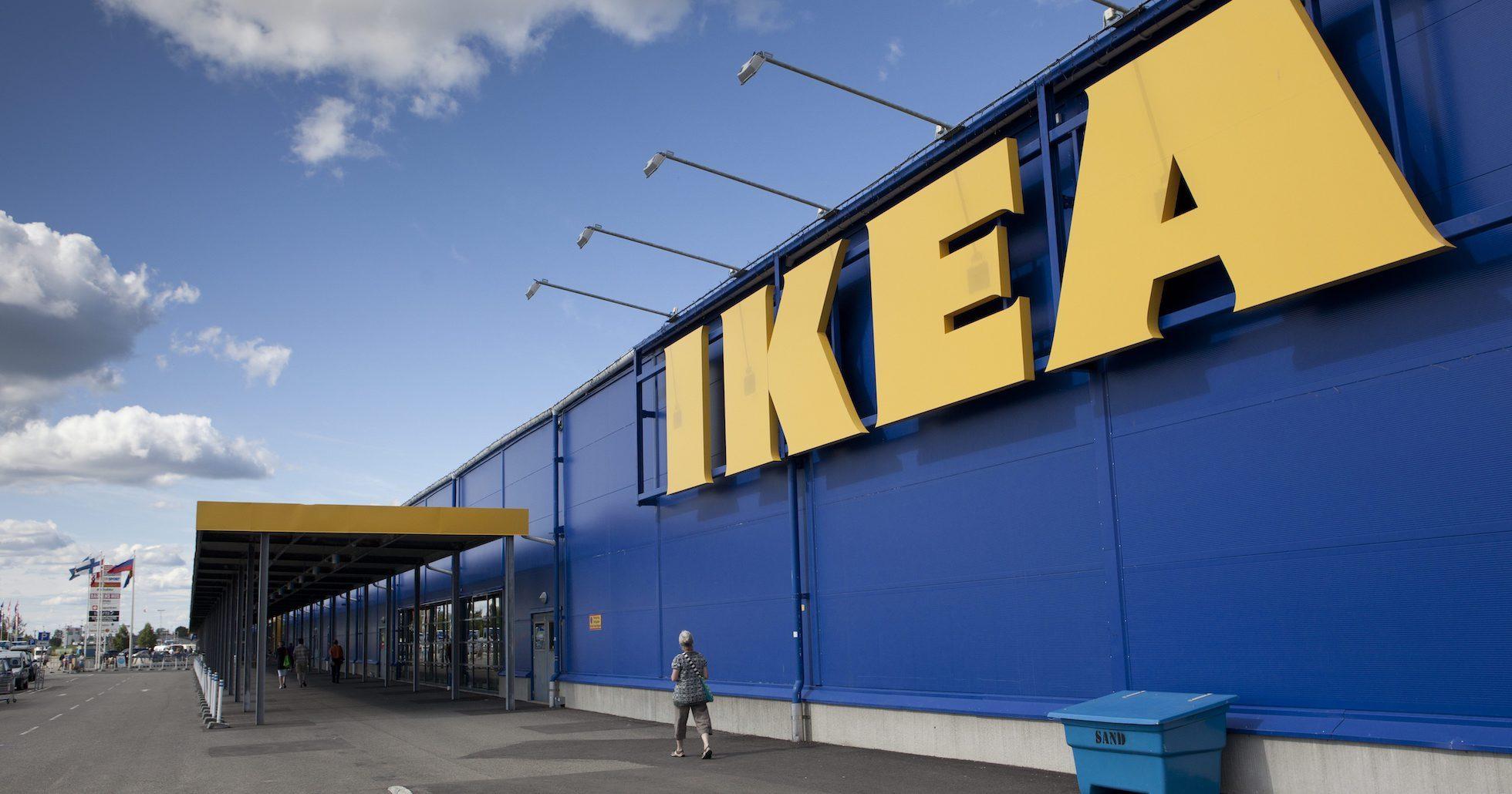 Ikea lanserar ny logga – se den här