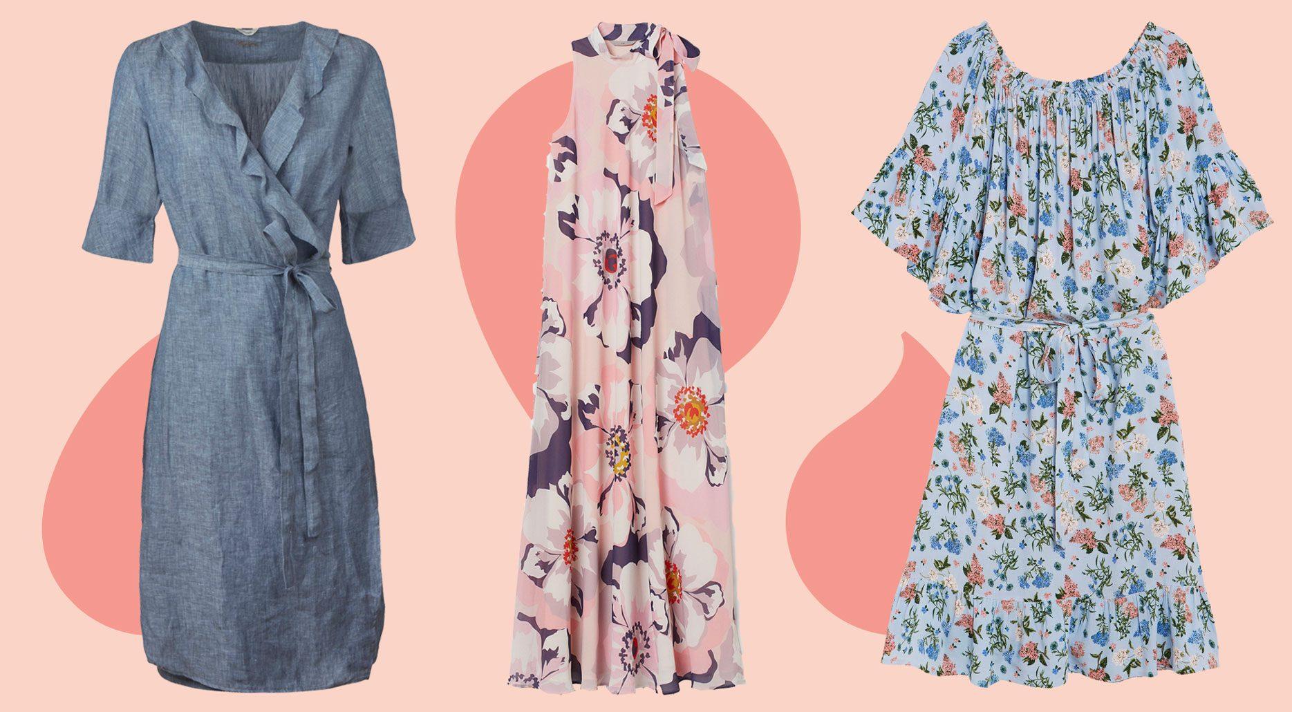 a6123b281793 Sommarklänningar 2019 – tre trendiga stilar just nu