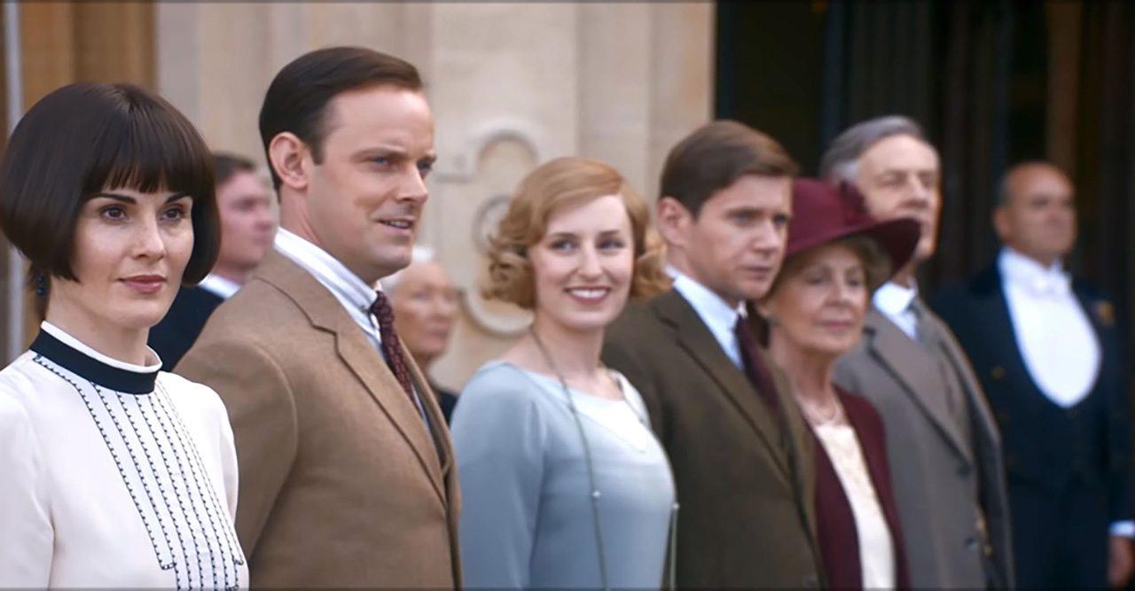 Allt vi vet om den nya Downton Abbey-filmen 2019