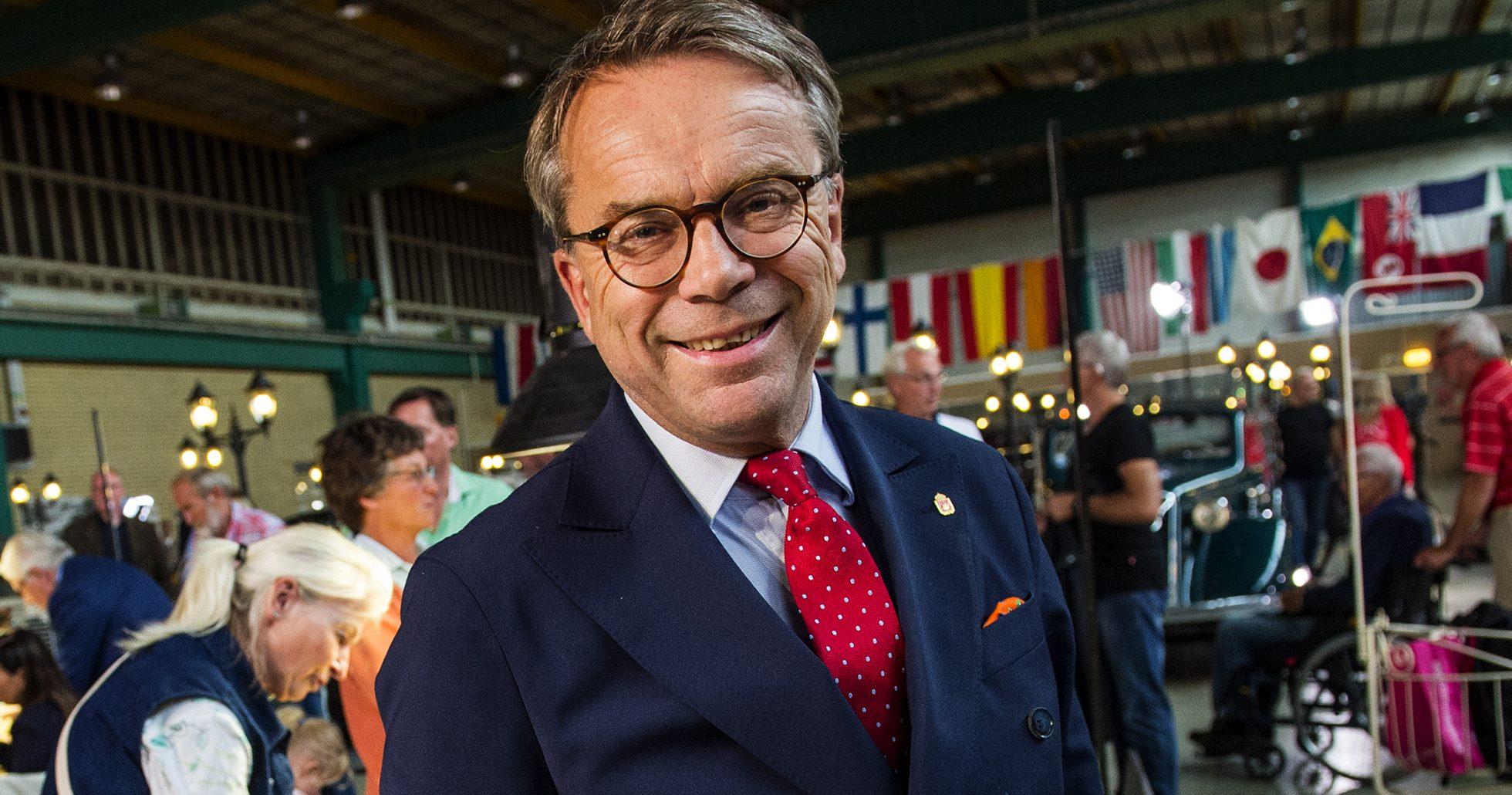 Knut Knutson på loppis
