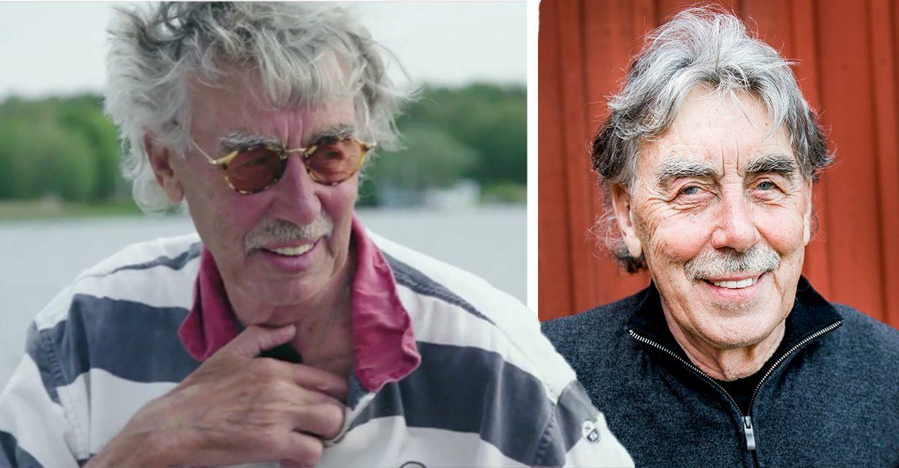 """Lasse Åberg, 78, om pacemakern: """"Underbar liten maskin"""""""