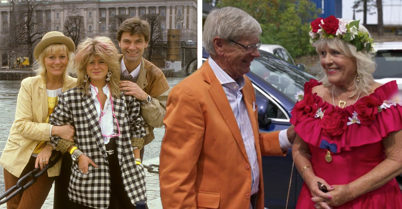 Christina Schollin, 81, om sin långa relation med Hans